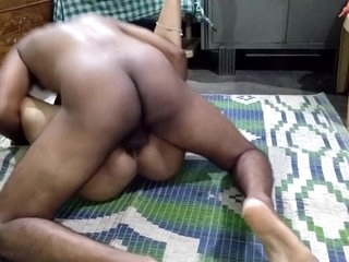Fucking Friends wife At Her Home When He In Office