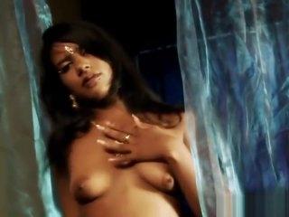 Beautiful Brunette Solo Indian Sweetie
