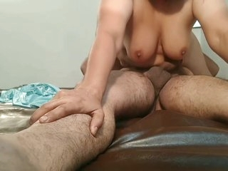 Bhabhi with 10 inch dildo