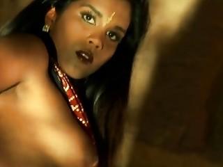 An Arousing Seductive Indian Ritual
