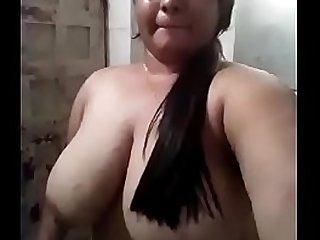 Nude Pose of Desi College Girl