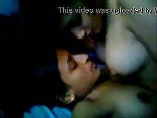 indian Lesbian couples super sex