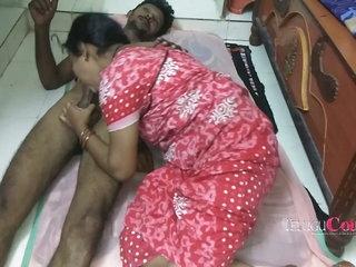 Hot Telugu Wife Love Sucking Cock