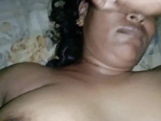 Indian chubby aunty big boobs & wet pussy